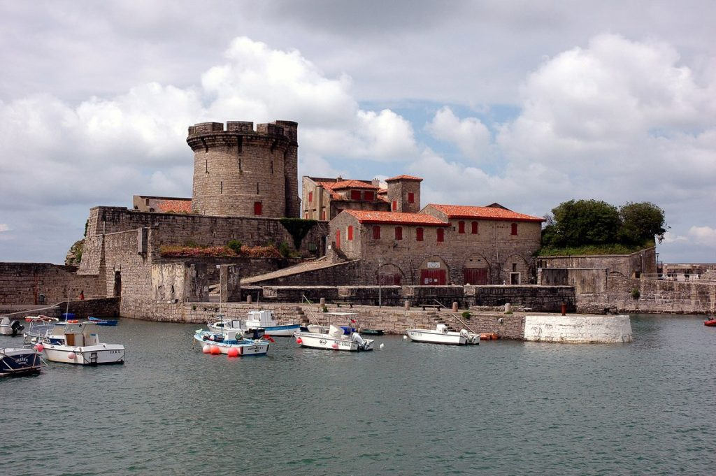 Fort of Saint-Jean-de-Luz