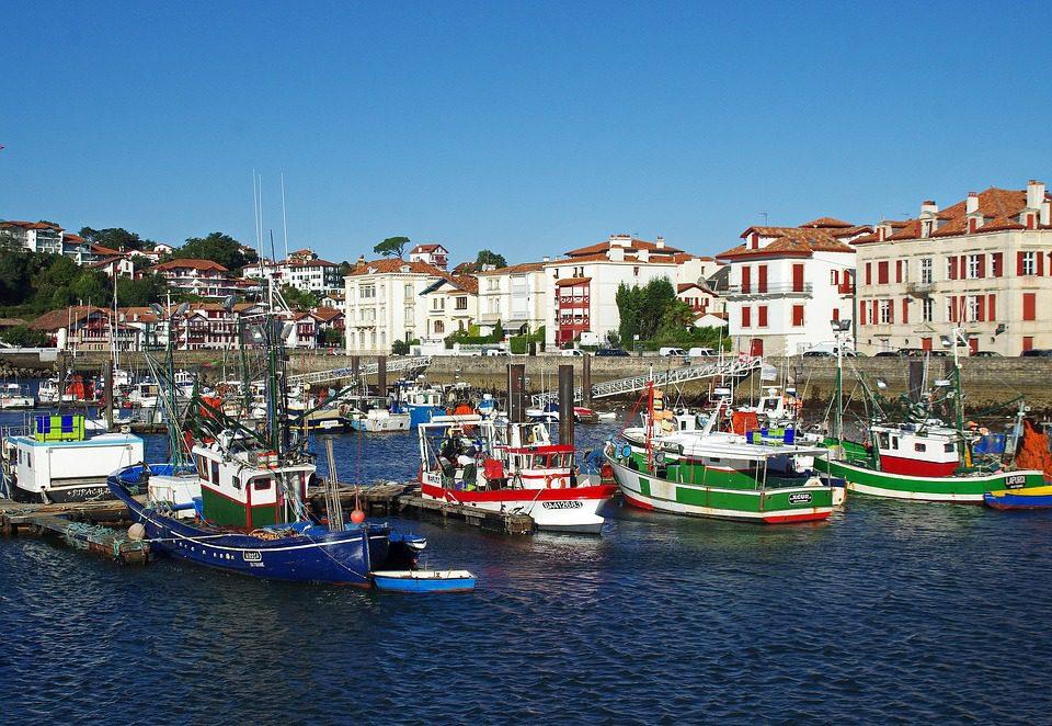 Port de Saint-Jean-de-Luz