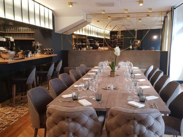 Madison saint jean de luz Hôtel quatre étoiles Brasserie 1