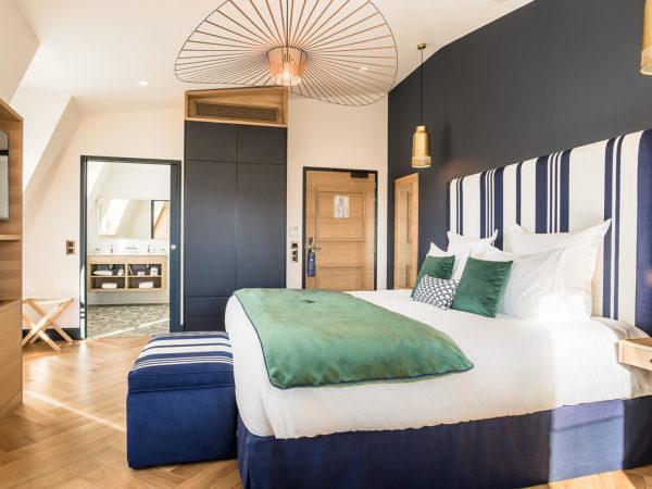 Madison saint jean de luz Hôtel quatre étoiles Chambre Prestige 5