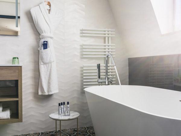 Madison saint jean de luz Hôtel quatre étoiles Chambre deluxe Salle de bain