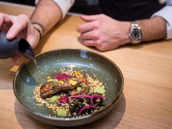 Madison saint jean de luz Hôtel quatre étoiles foie gras 2