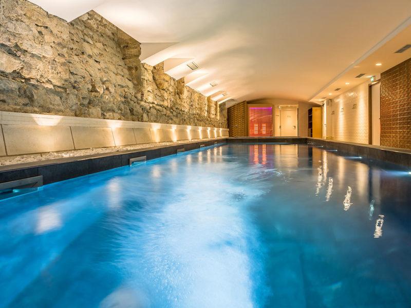 Madison saint jean de luz Hôtel quatre étoiles piscine 2