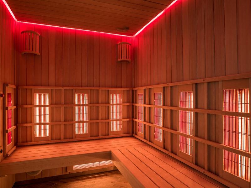 Madison saint jean de luz Hôtel quatre étoiles sauna