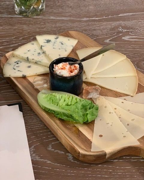 planche fromages basque Madison